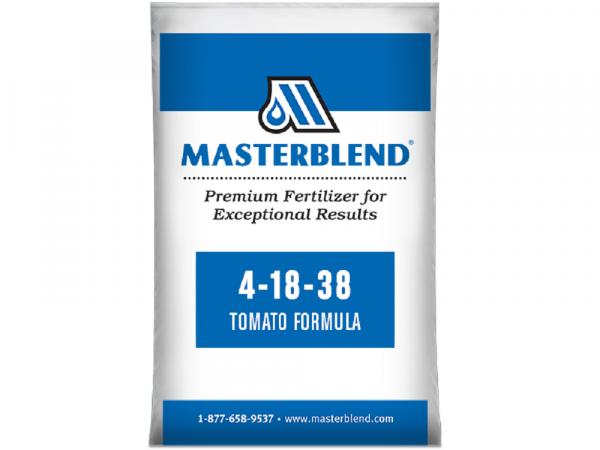 Masterblend 4-18-38 Tomato Fertilizer